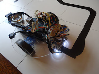 LegWork - Robótica no CTI