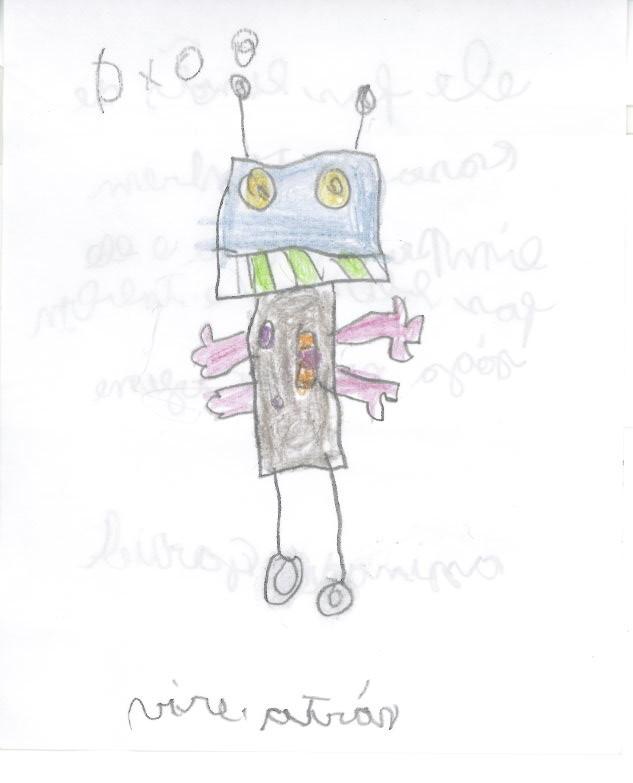 OXO8, meu primeiro robô